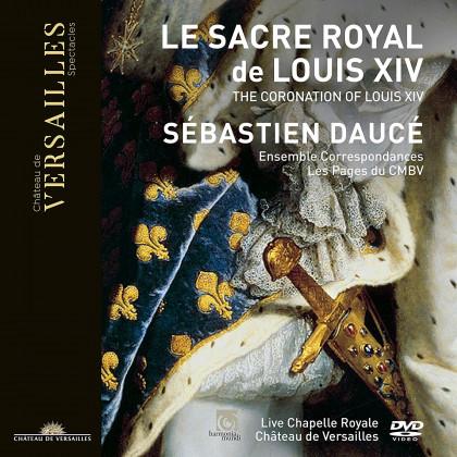 Le Sacre de Louis XIV_Château de Versailles Spectacles