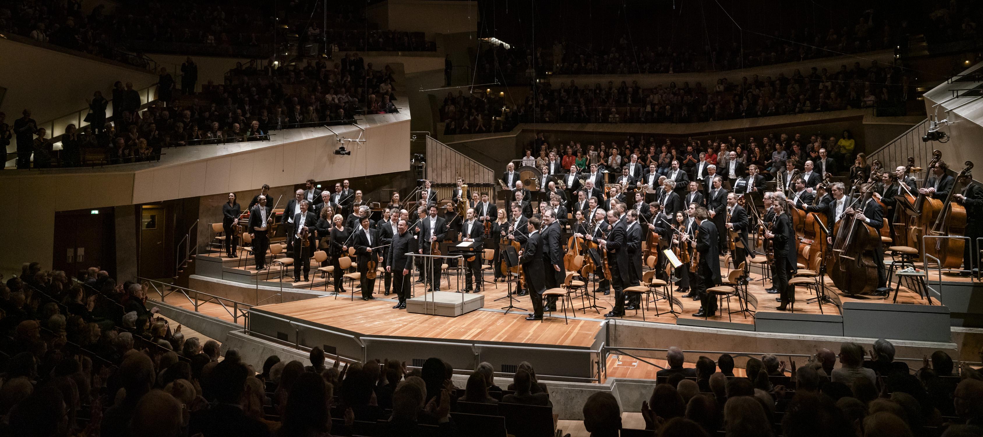 Berliner Philharmoniker 12.2.2020 / Berlin