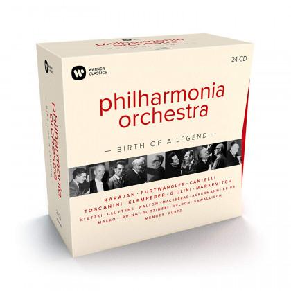 Philharmonia Orchestra - Birth of a Legend - Warner Classics - photo