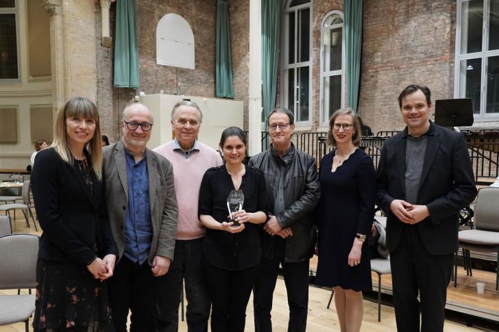 Siemens Halle Competition Mark Elder l