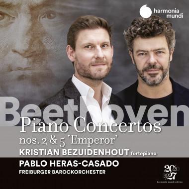 Beethoven_Kristian Bezuidenhout_Pablo Heras-Casado_Harmonia Mundi