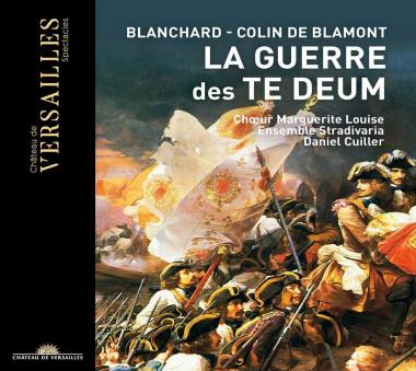 Guerre des Te Deum_Daniel Cuiller_Ensemble Stradivaria_Chateau de Versailles Spectacles