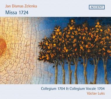 Jan Dismas Zelenka_Missa 1724_Collegium Vocale 1704 et Collegium 1704_Vaclav Luks_Accent