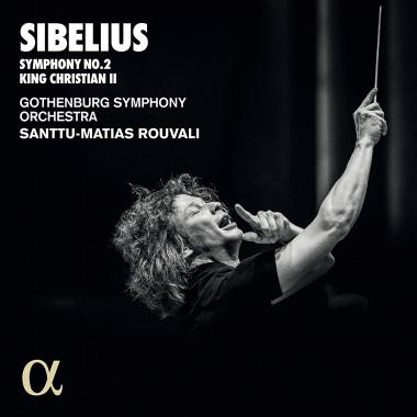 Jean Sibelius_Gothenburg Symphony Orchestra_Santtu-Matias Rouvali_Alpha