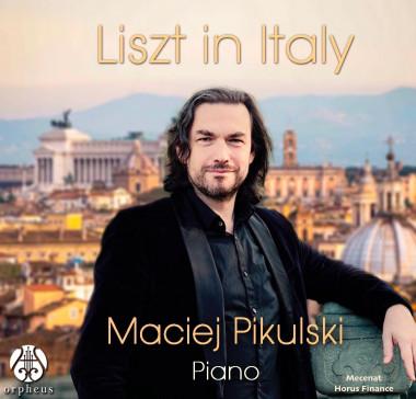 Liszt Pilkulski Orpheus