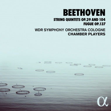 Ludwig van Beethoven_WDR Symphony Orchestra Cologne Chamber players_Alpha