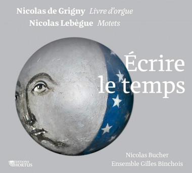 Nicolas de Grigny_Livre d'orgue_Nicolas Lebegue_Motets_Hortus