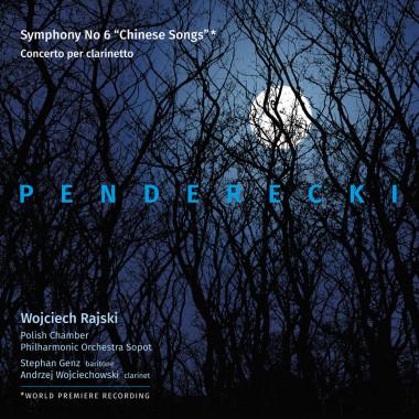 Penderecki_Symphonie n° 6 'Les Chants chinois'_CD Accord