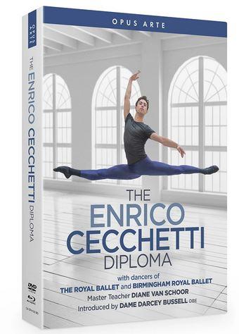 the enrico cecchetti diploma dvd opus arte