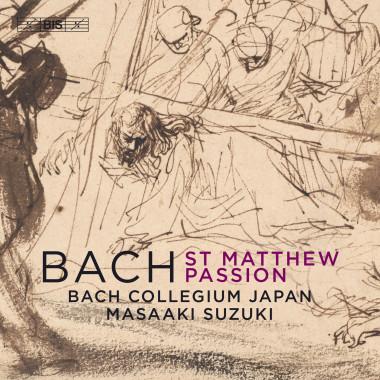 Bach_Passion selon saint Matthieu_Masaaki Suzuki_BIS Records