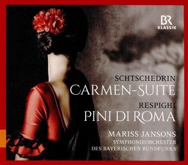 Chtchedrine_Respighi_Mariss Jansons_Orchestre de la Radio bavaroise_BR Klassik