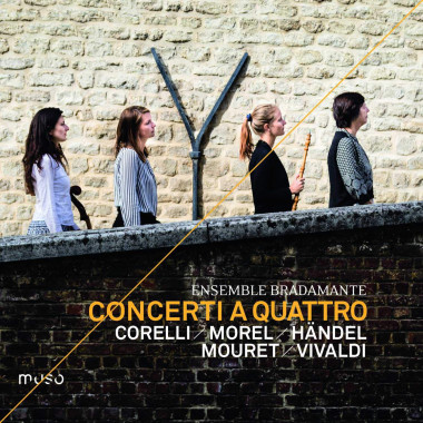Concerti a quattro_Ensemble Bradamante_Muso