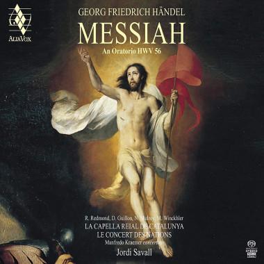 Georg Friedrich Haendel_Le Messie_Jordi Savall_Alia Vox