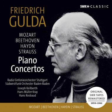 Gulda concertos SWR