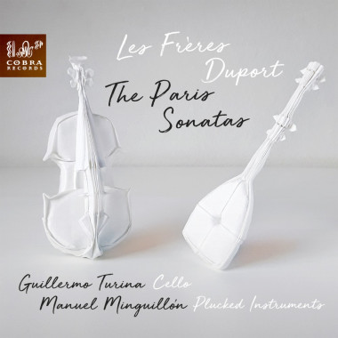 Jean-Pierre Duport_Jean-Louis Duport_Guillermo Turina_Manuel Minguillon_Cobra Records