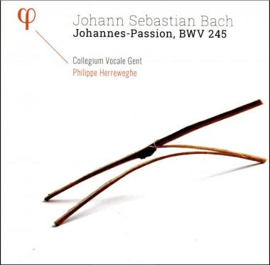 Johann Sebastian Bach_Johannes Passion_Philippe Herreweghe_Phi