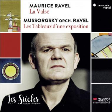 Maurice Ravel_Les Siecles_Francois-Xavier Roth_Harmonia Mundi