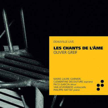 Olivier Greif_Thierry Escaich_Marie-Laure Garnier_Clémentine Decouture_Paco Garcia_B-Records