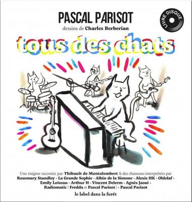Pascal Parisot_Tous des chats_Le Label dans la Foret_Cristal Groupe