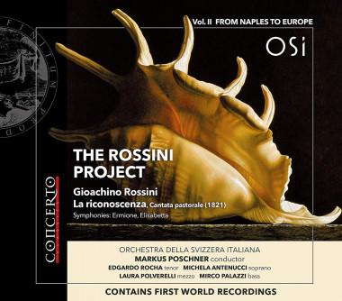 Rossini_Orchestra della Svizzera italiana_Markus Poschner_Concerto Classics