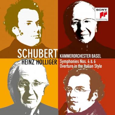 Schubert_Kammerorchester Basel_Heinz Holliger_Sony