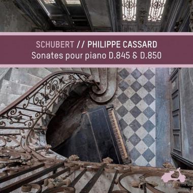 Schubert_Philippe Cassard_La Dolce Volta