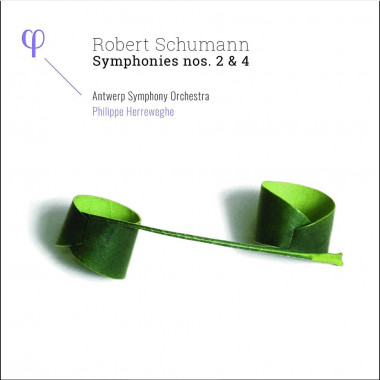 Schumann_Philippe Herreweghe_Antwerp Symphony Orchestra_Phi