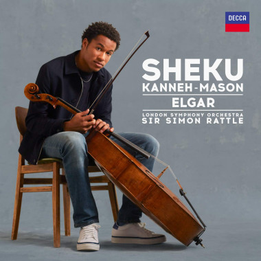 Sheku Kanneh-Mason_London Symphony Orchestra_Sir Simon Rattle_Elgar_Decca