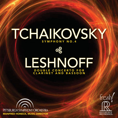 Tchaikovski symph 4 Honeck Exton