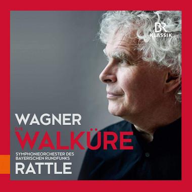 Wagner_Walkyrie_Orchestre symphonique de la Radio bavaroise_Simon Rattle_BR Klassik