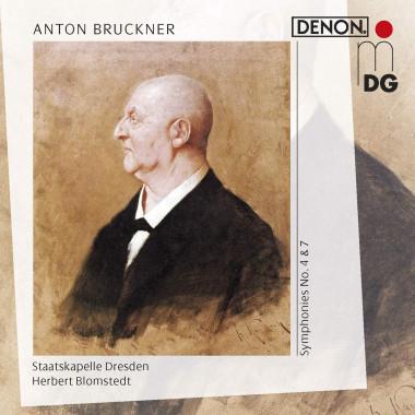 Bruckner_Herbert Blomstedt_Denon_MDG