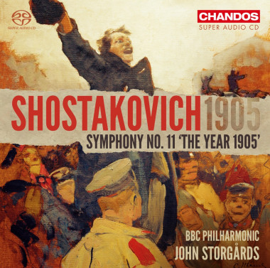 Chostakovitch symph 11 Storgards Chandos