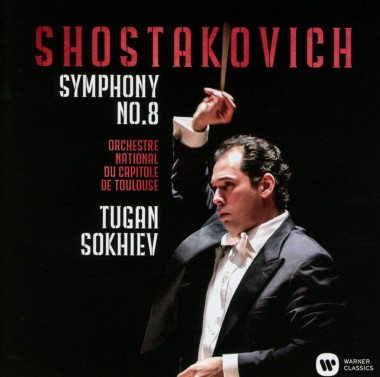 Chostakovitch_Symphonie n° 8_Tugan Sokhiev_Warner Classics