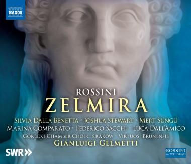 Gioachino Rossini_Zelmira_Górecki Chamber Choir, Kraków_Virtuosi Brunensis_Gianluigi Gelmetti_Naxos