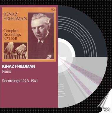 Ignaz Friedman_Danacord
