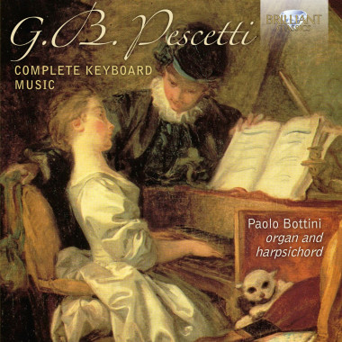 Pescetti_Paolo Bottini_Brilliant Classics
