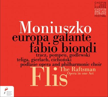 Stanisław Moniuszko_Le Batelier_Fabio Biondi_Europa Galante