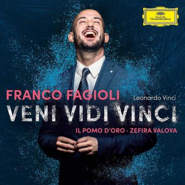 Veni, Vidi, Vinci_Franco Fagioli_Il Pomo d'Oro_Deutsche Grammophon