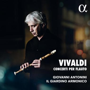 Vivaldi_Il Giardino Armonico_Giovanni Antonini_Alpha