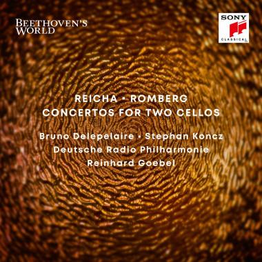 Anton Reicha_Bernhard Romberg_Joseph Leopold Eybler_Reinhard Goebel_Sony Classical