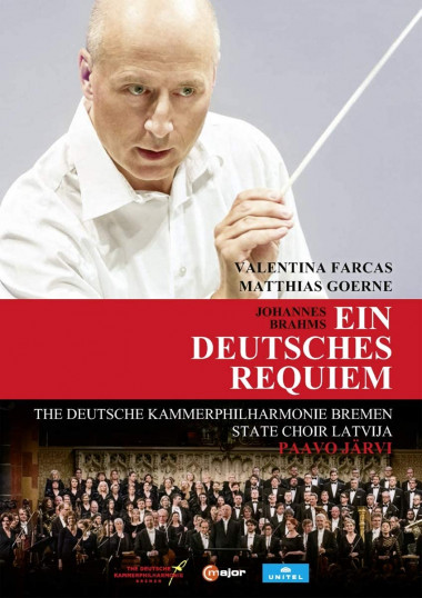 Brahms_Ein deutsches Requiem_Paavo Järvi_C Major