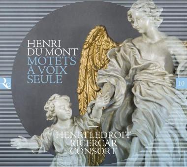Henry Du Mont_Motets à voix seule_Ricercar Consort_Henri Ledroit_Ricercar