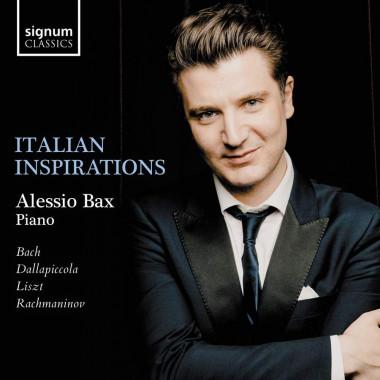 Italian Inspirations_Alessio Bax_Signum Classics