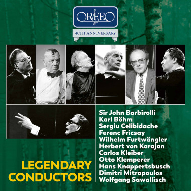 Legendary Conductors Orféo