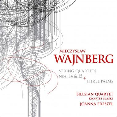 Mieczysław Weinberg_Joanna Freszel_Le Silesian Quartet_CD Accord
