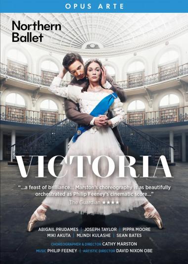 victoria naxos northern ballet