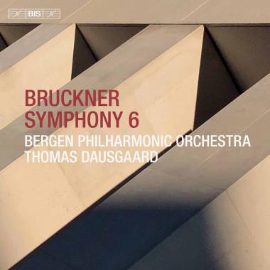 Bruckner 6 Dausgaard BIS