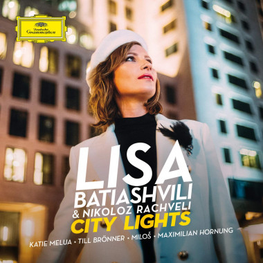 City Lights_Lisa Batiashvili_Katie Melua_Deutsche Grammophon