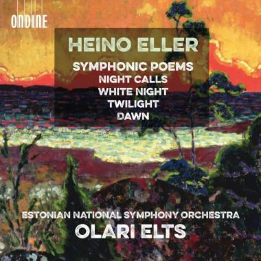 Heino Eller_Estonian National Symphony Orchestra_Olari Elts_Ondine