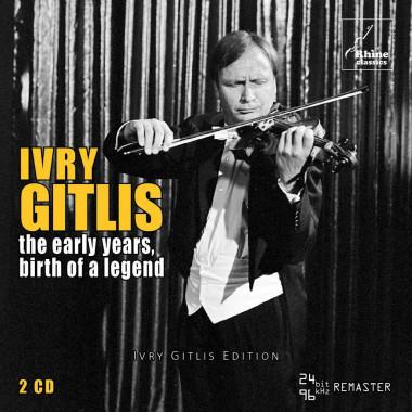 Ivry Gitlis_Rhine Classics
